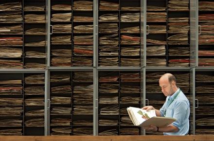 me and herbarium specimens